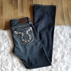 Big Star   Liv Boot Size 29L Jeans